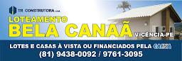 Loteamento BELA CANAÃ
