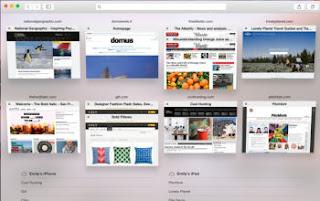 siti top mac e iphone