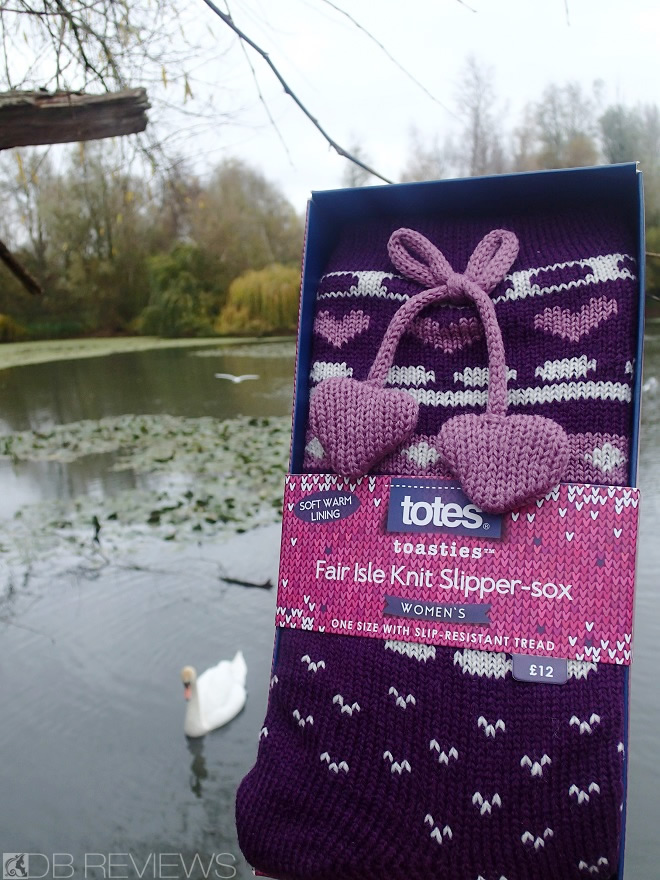 Totes Toasties Slipper Socks Review