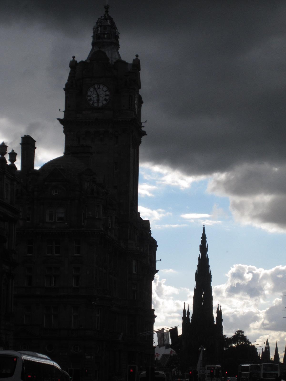 Edinburgo, Agosto 2013