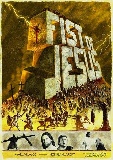 pôster, cartaz, curta-metragem espanhol de terror