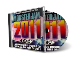 Monsterjam 2011: The Biggest Mix Album Of The Year