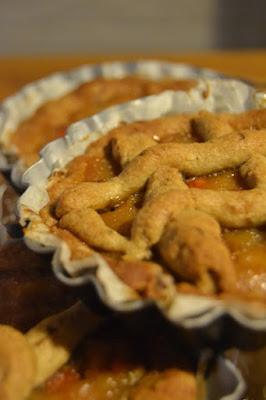 Crostatine alla frutta spalmabile di pere.. le più buone del mondo!- shabby&countrylife.blogspot.it