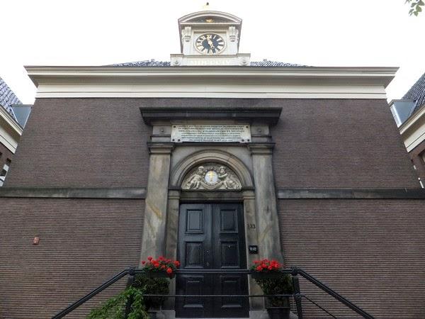 amsterdam canaux ouest van brienenhofje