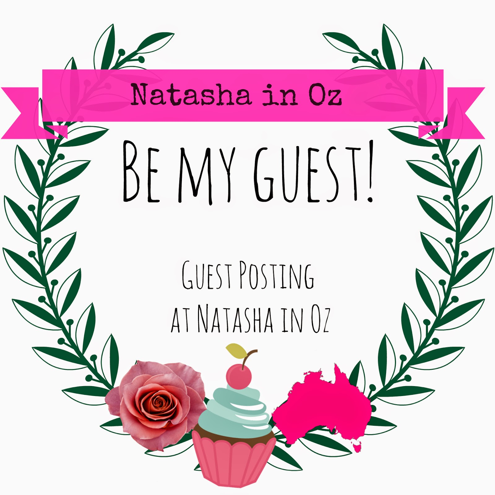 Guest Blogging @ Natasha in Oz