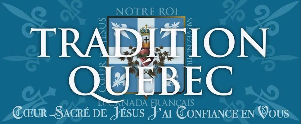 Tradition Québec