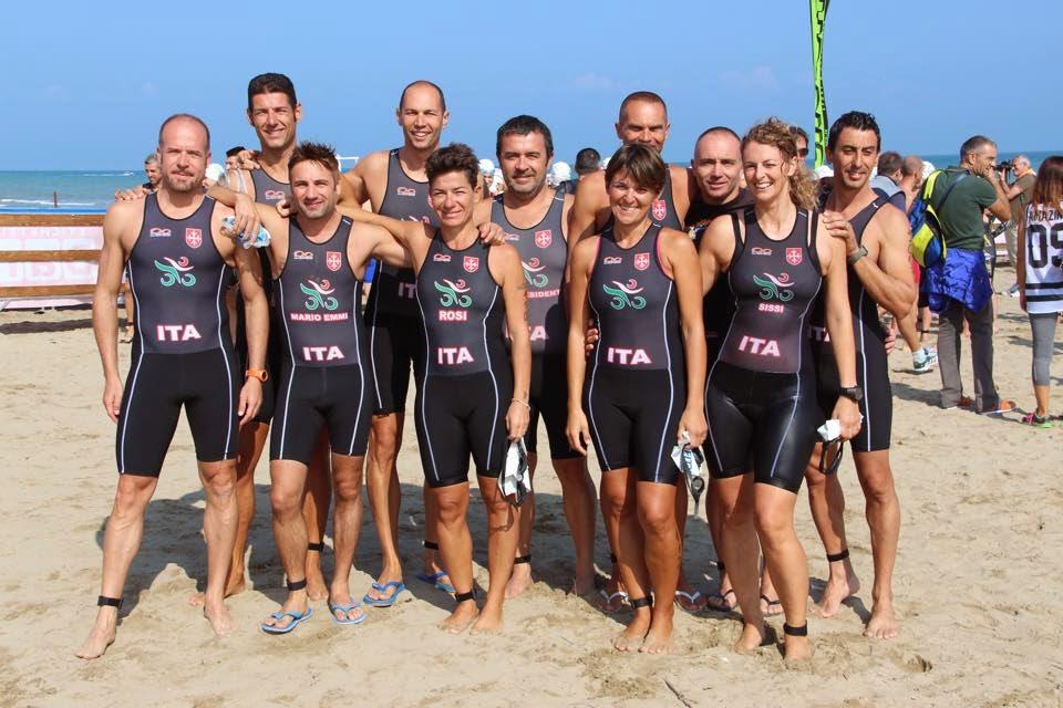 1A Mistral Triathlon
