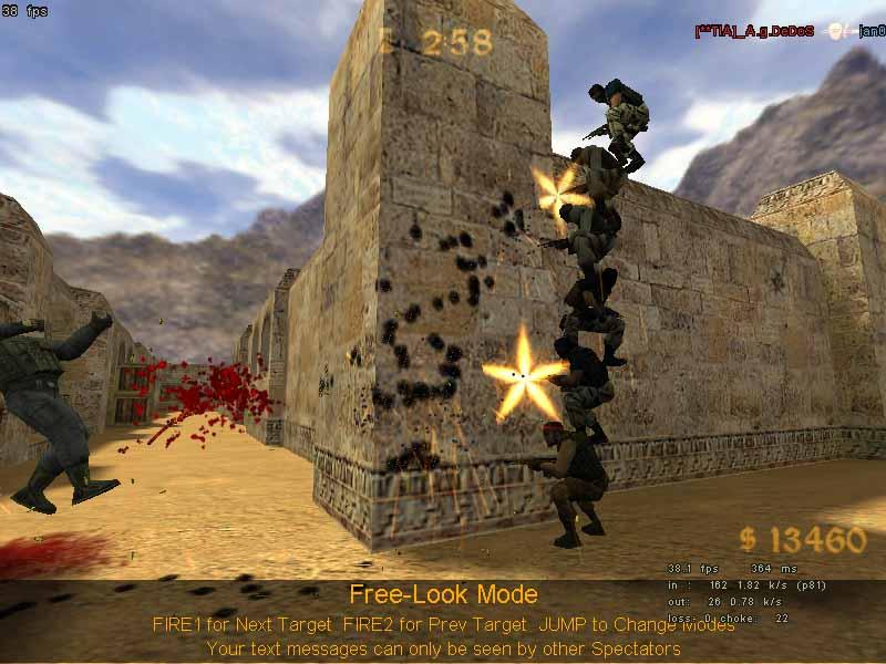 Скачать Counter-Strike 1 6 Улучшенная 2 15 скачать