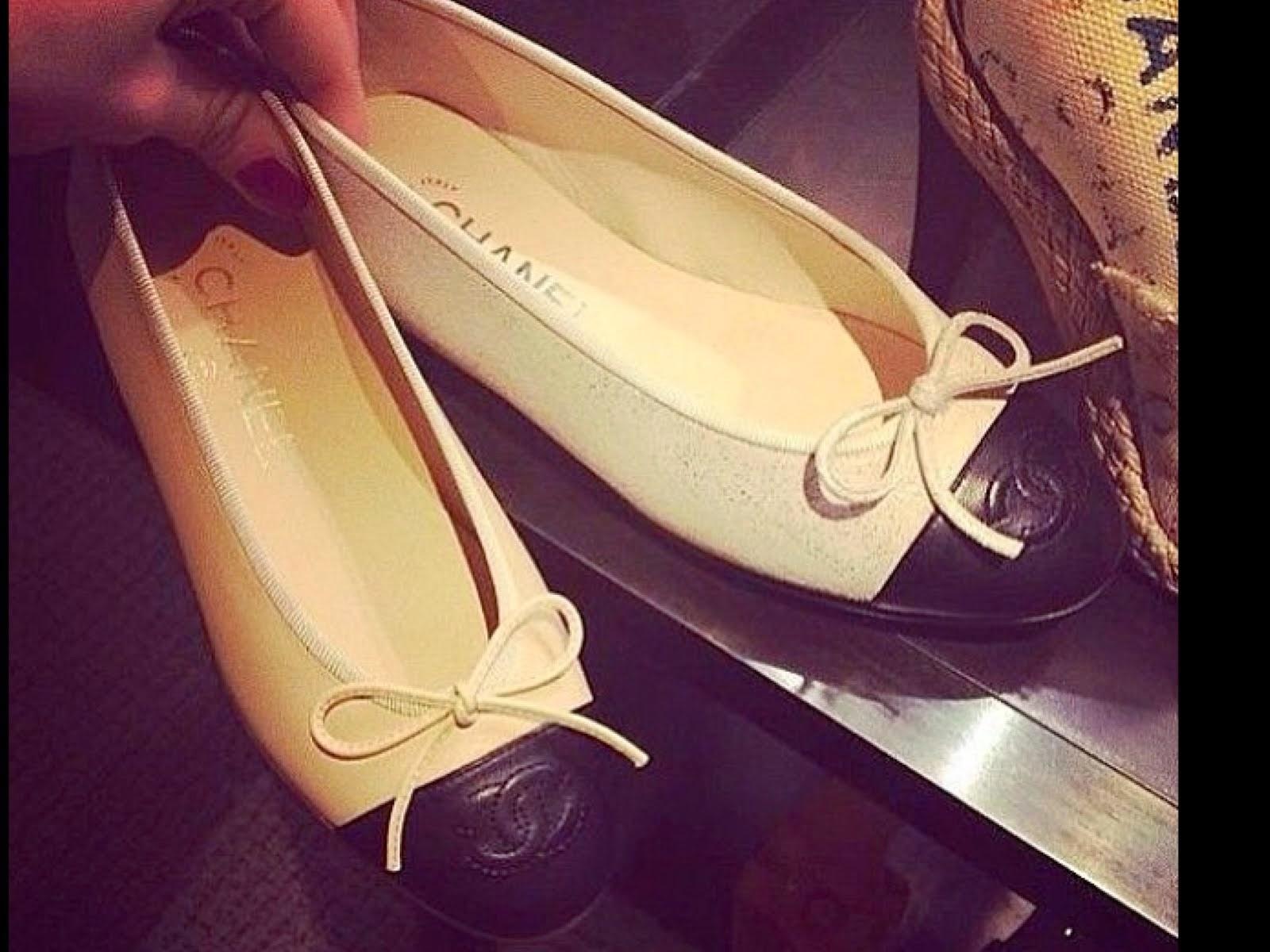 Sapatilhas Chanel