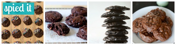 Spied on Pinterest: Brownie Cookie Recipes | www.shealennon.com
