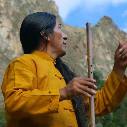 en ruso: Свободная мысль южноамериканских коренных народов
