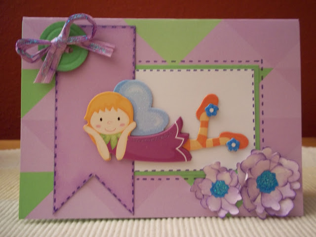 Fairy Themed Card
