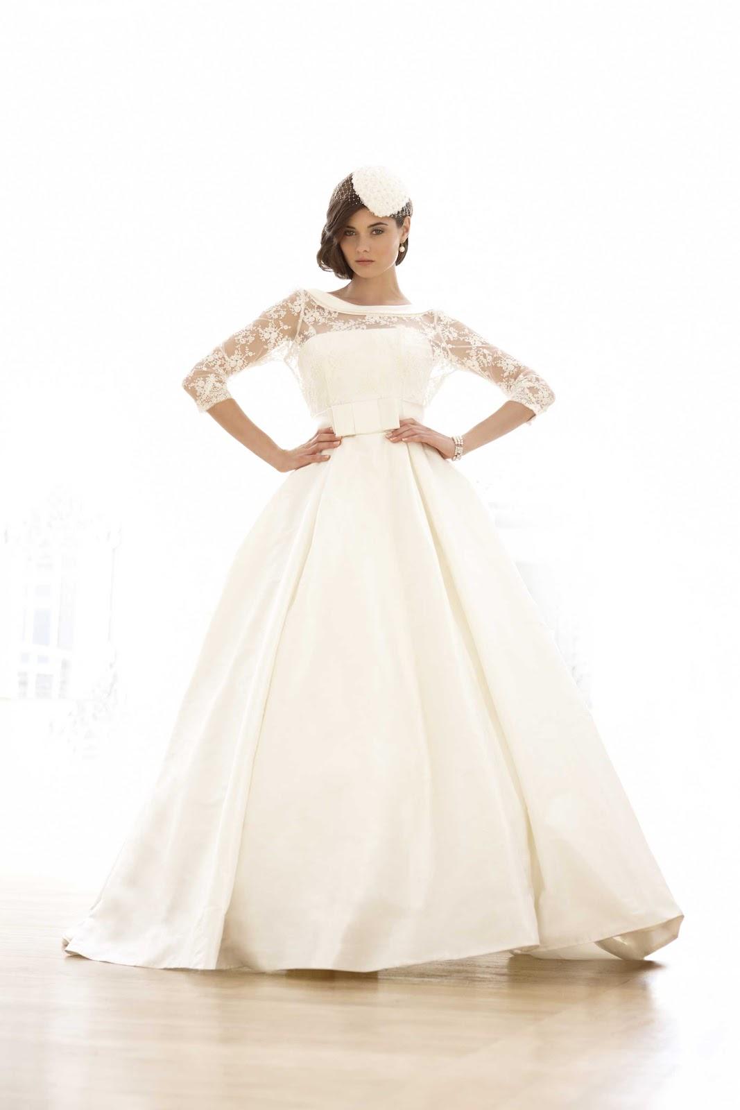 WEDDING DRESS BUSINESS Vintage Taste Wedding Dresses By Sassi Holford