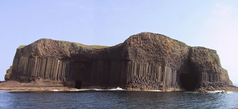 La gruta de Fingal – Escocia