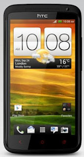 HTC One X+, smartphone, Android 4.1 Jelly Bean