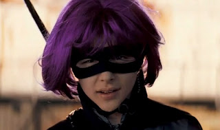 Hit Girl would make a terrific sidekick in any VtES deck