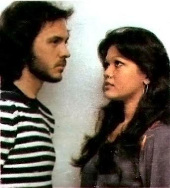 Camilo Sesto y Angela Carrasco