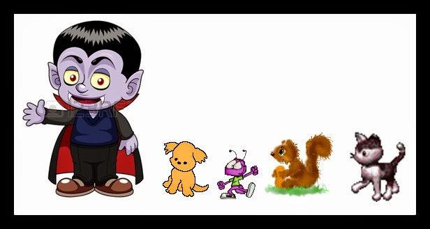 Vampirin y los animalitos