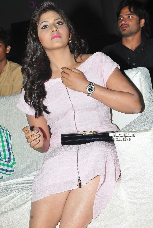 Anjali at Geethanjali Audio Launch