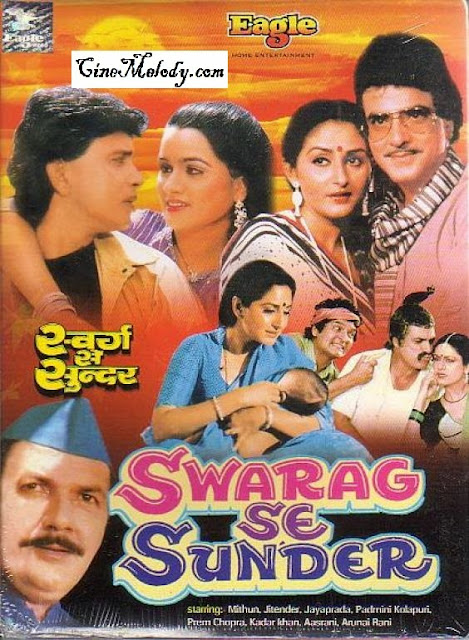 Swarag Se Sunder Hindi Mp3 Songs Free  Download  1986
