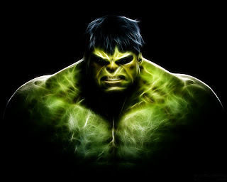 The Hulk Fractal Design HD Wallpaper
