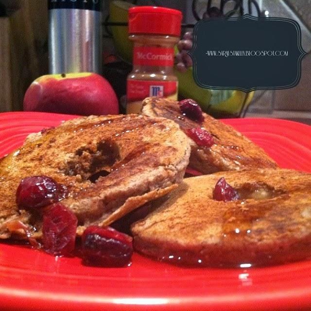 Apple Pie Breakfast rings