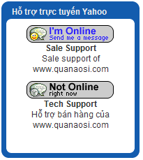 Module hỗ trợ trực tuyến Yahoo cho Joomla