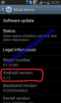 Cara Mengatahui Versi Android