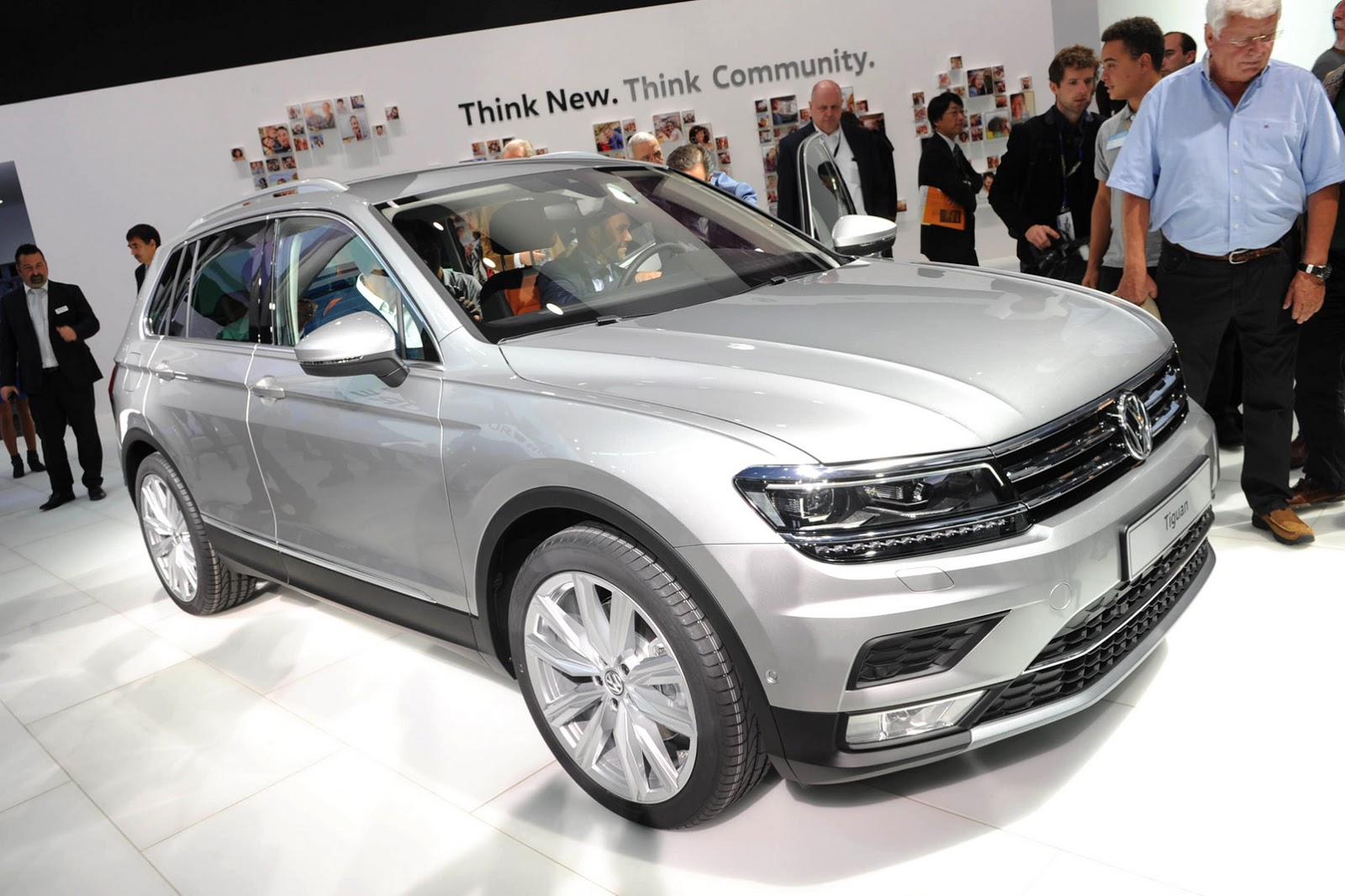 New Volkswagen Tiguan Promises To Be Better In Every Way