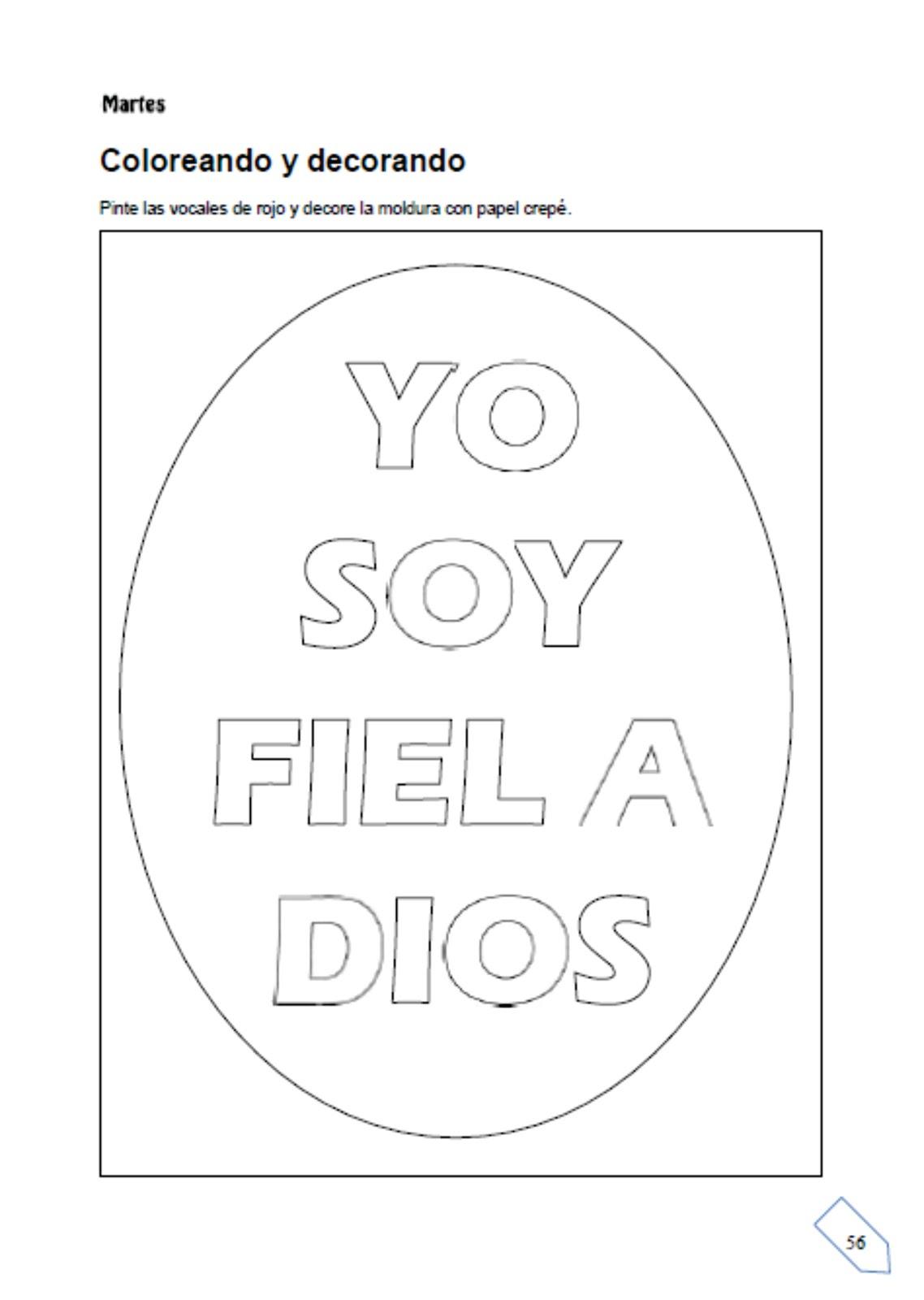fidelidad dios: