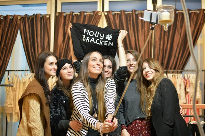 blogger ufficiali molly bracken