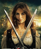 hot Penelope Cruza Pirates of Caribbean spain anti piracy laws