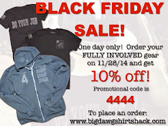 Made in the USA FULLY INVOLVED T- Shirts and Sweatshirts - Men's AND Women's Styles