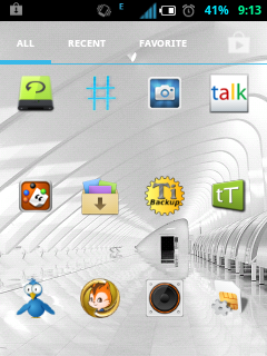 LG Optimus Flashable Icon Pack