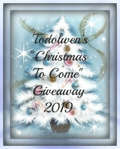 "My ""Christmas To Come"" Giveaway 2019"