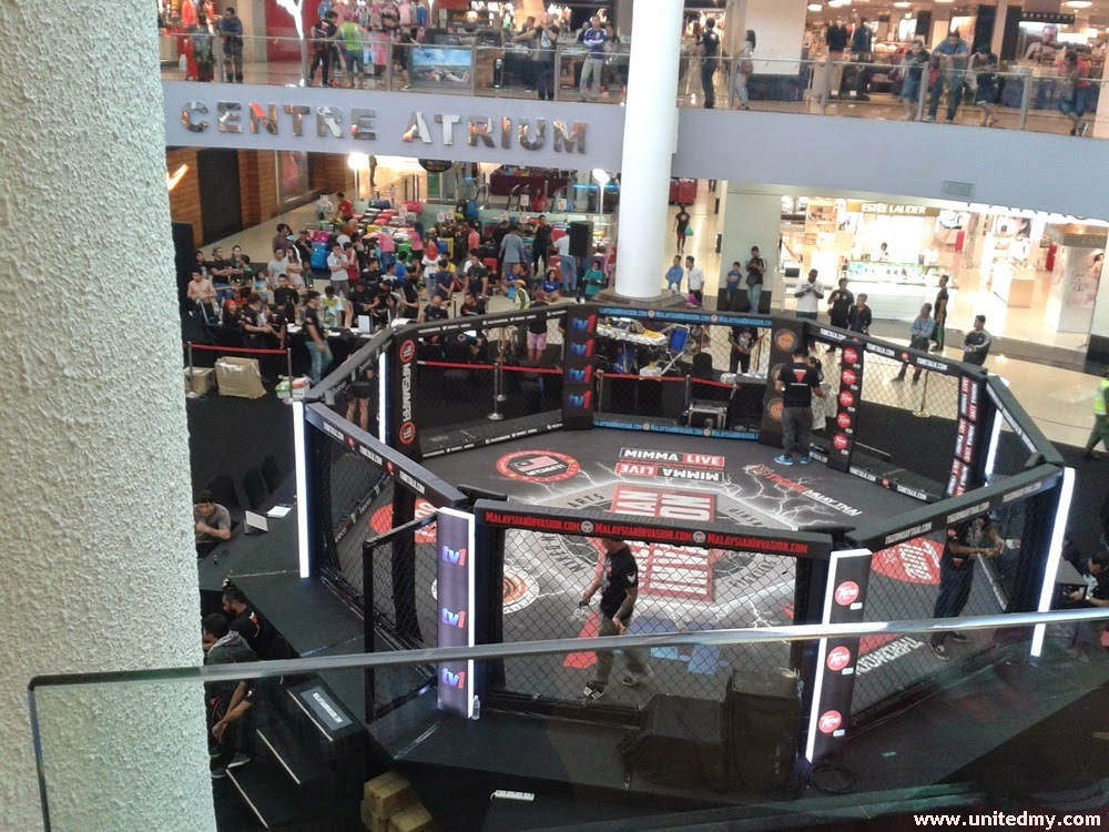 MIMMA at 1 Borneo Hyper Shopping Mall Kota Kinabalu