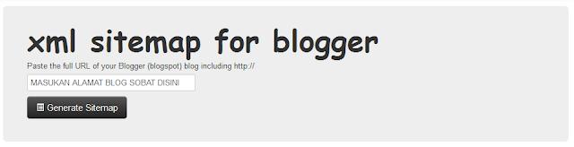 Submit Sitemap ke Google dan Bing