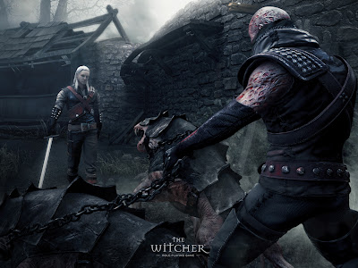 The Witcher - Enhanced Edition game