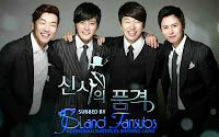 Download Film Drama Asia Mandarin A Gentleman's Dignity