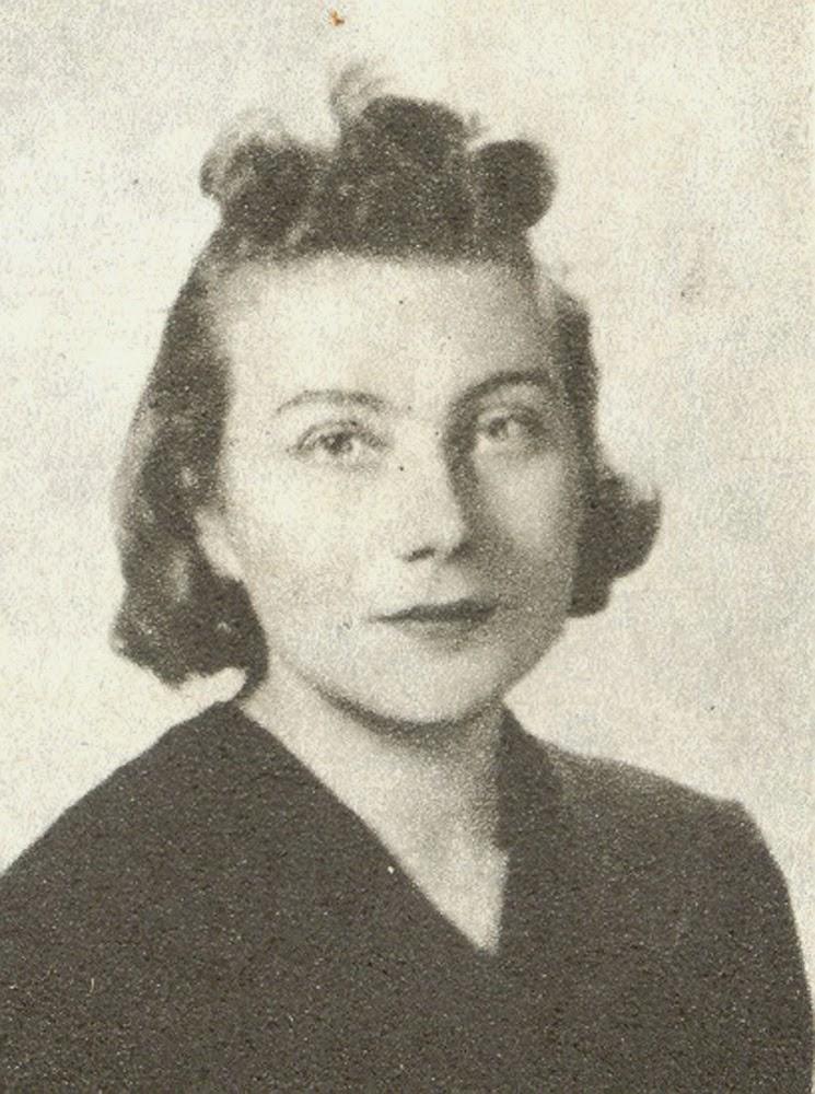 "Halina Marta Łopacińska ""Łotyszka"""