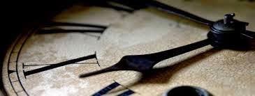 Reloj que marca el paso del tiempo