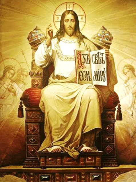 Solemnity of Our Lord Jesus Christ King of the Universe – On the last Sunday of the Liturgical Year