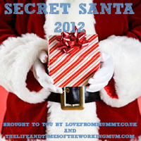 The Bloggers Secret Santa 2012
