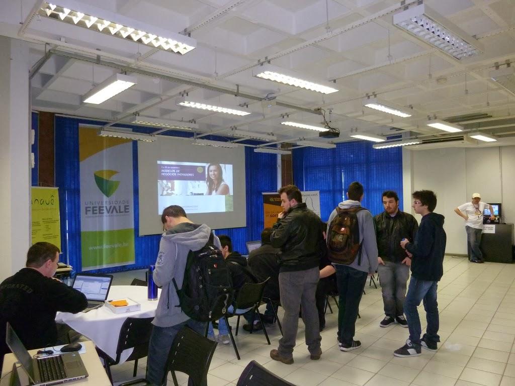 iniciando oficina desenvolvimento android dia liberdade software novo hamburgo 2013