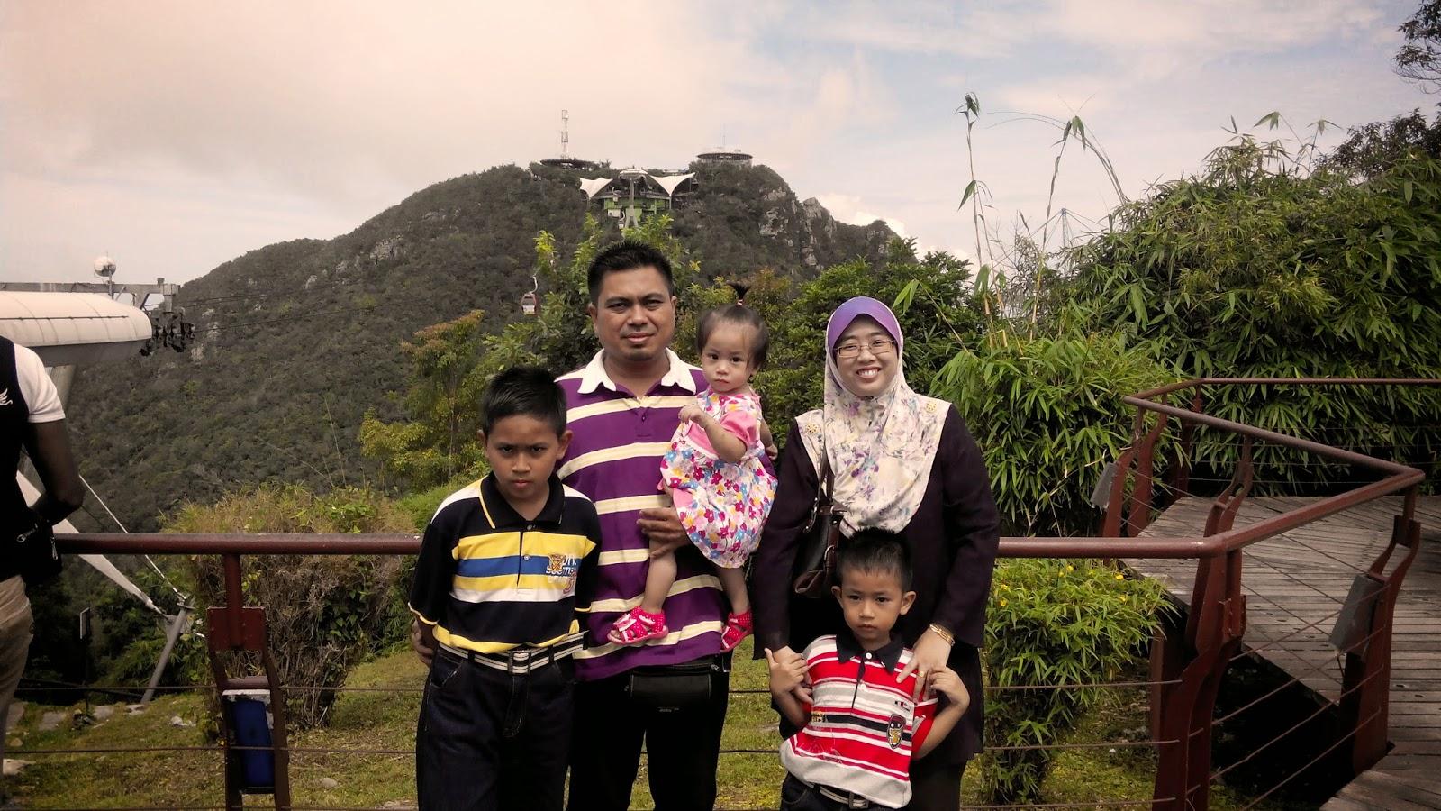 Family Cikgu Ana