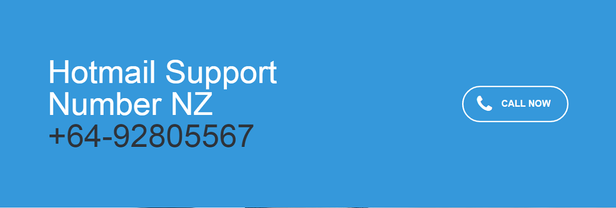 Hotmail Support New Zealand Number +64-92-805567