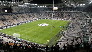 partite della Juventus in casa 2015