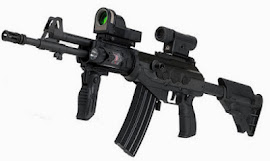 FUSIL GALIL ACE 5,56/7,62
