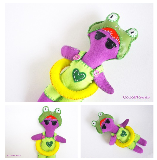 art toys par cocoflower