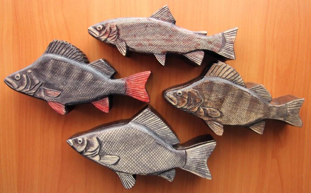 Подарки рыболовам